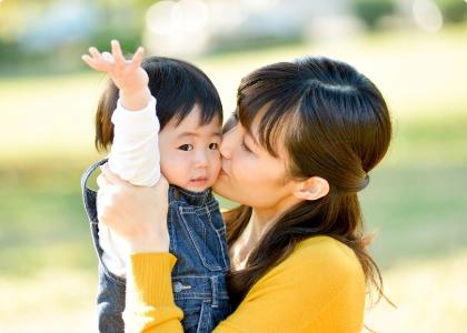 子供が触っても大丈夫な、肌に優しいスキンケアが良い!